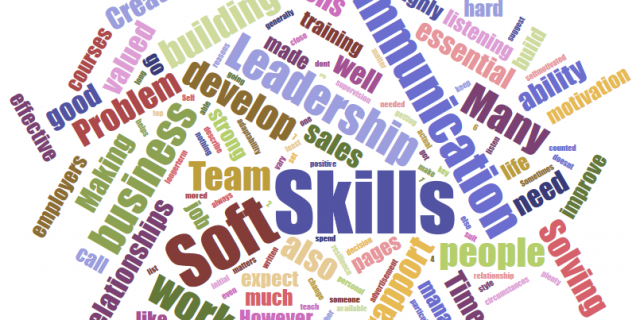 In 2017 Are Soft Skills Essential or Nice to Have?